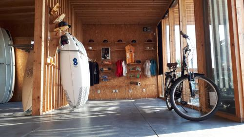 Family Surf Home - Eco Bungalows 2 - Ericeira, Mafra