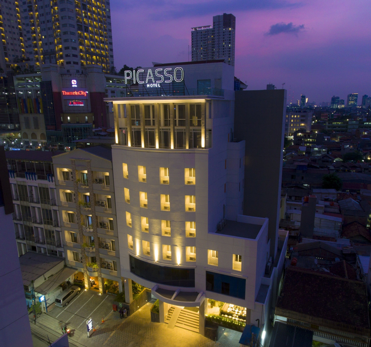 Grand Picasso Hotel, Central Jakarta