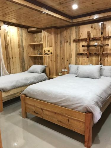 Camp7Cabin, Baguio City