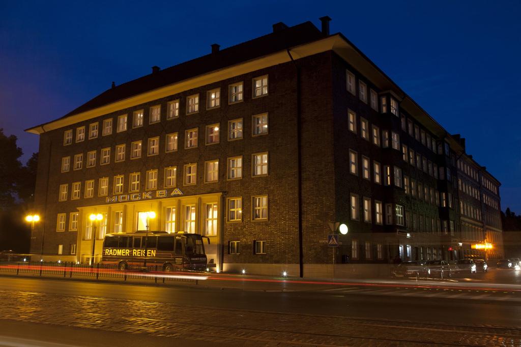 Moskva Hotel, Gur'evskiy rayon