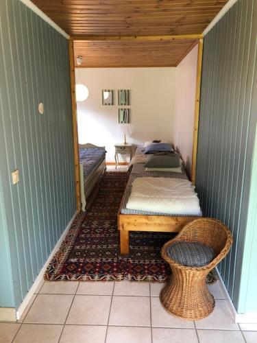 Egen stuga i Lofsang/Hajstorp, Töreboda