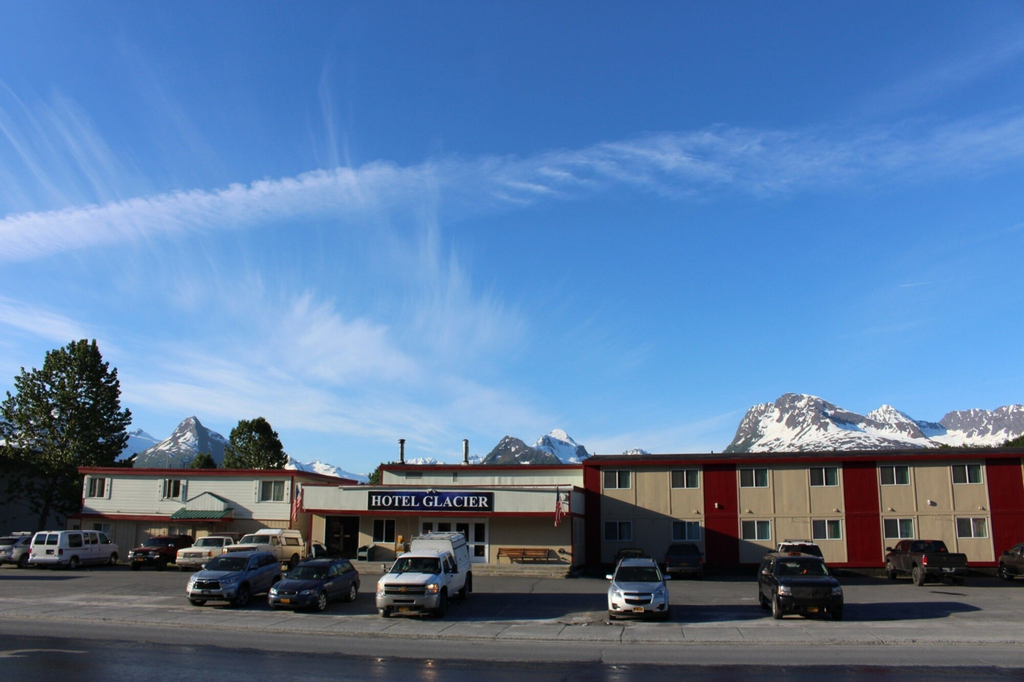 Glacier Hotel, Valdez-Cordova