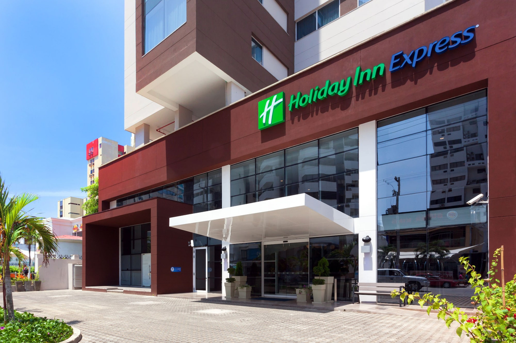 Holiday Inn Express Cartagena Bocagrande, Cartagena de Indias