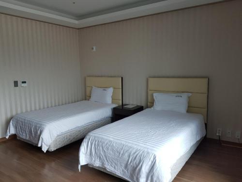 Geumsan Spa Hotel Hu, Geumsan