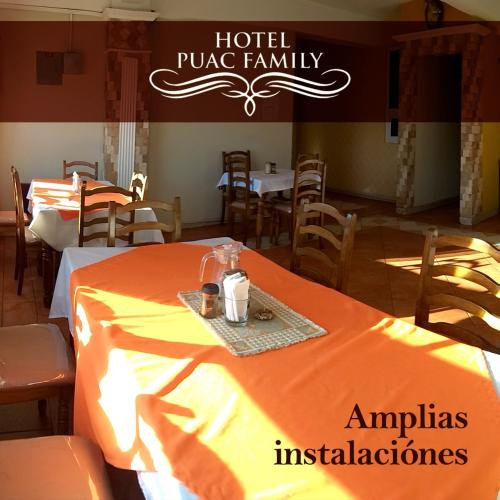 Hotel Puac Family, Quetzaltenango
