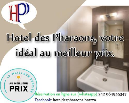 Hotel des Pharaons, Brazzaville