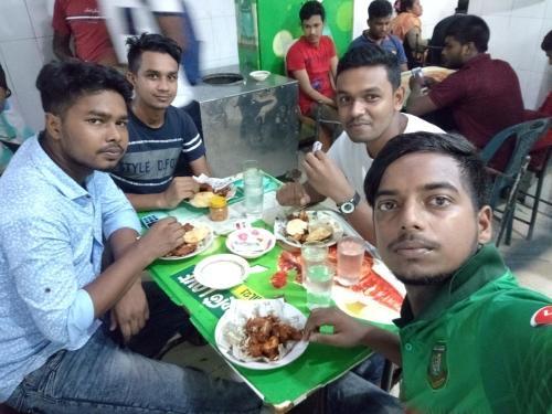 Robin, Bogra