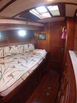 Culebra Bed & Breakfast on a Boat,