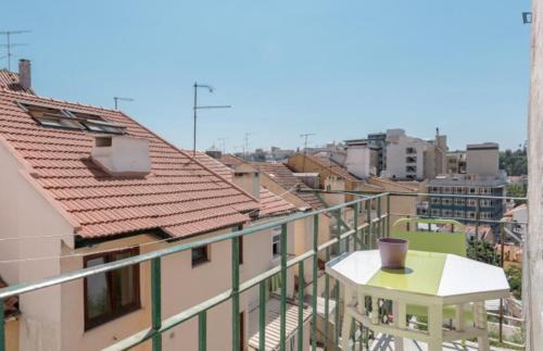 Metade Flat, Lisboa