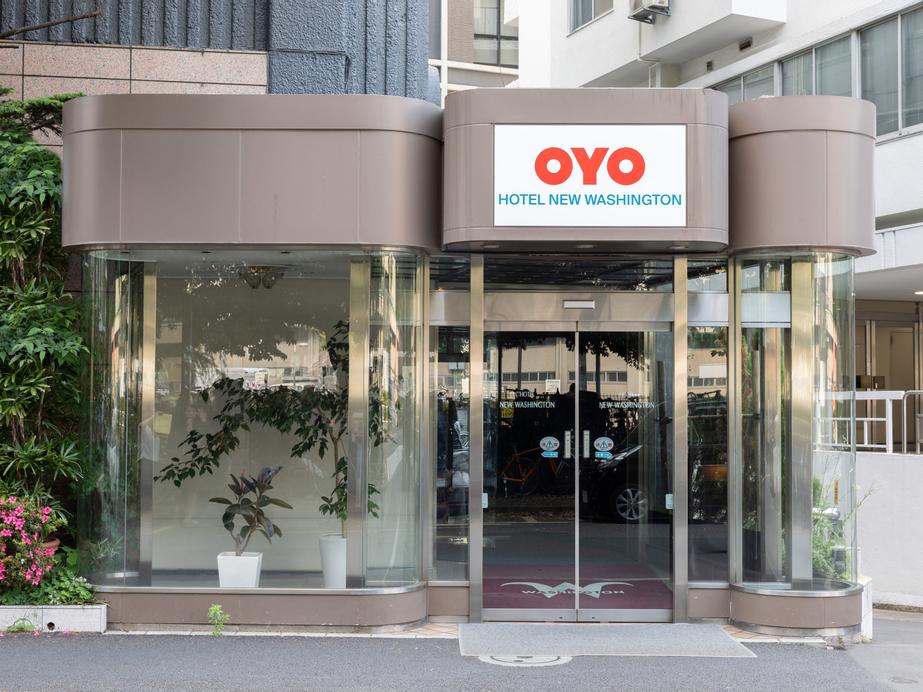 OYO Hotel New Washington Shibuya, Shibuya