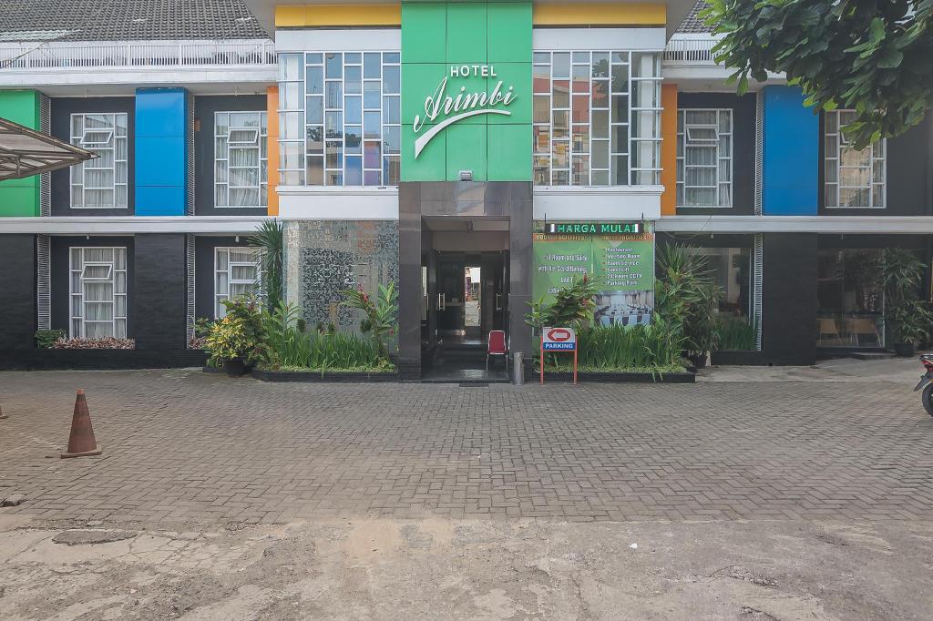 Hotel Arimbi Dewi Sartika, Bandung