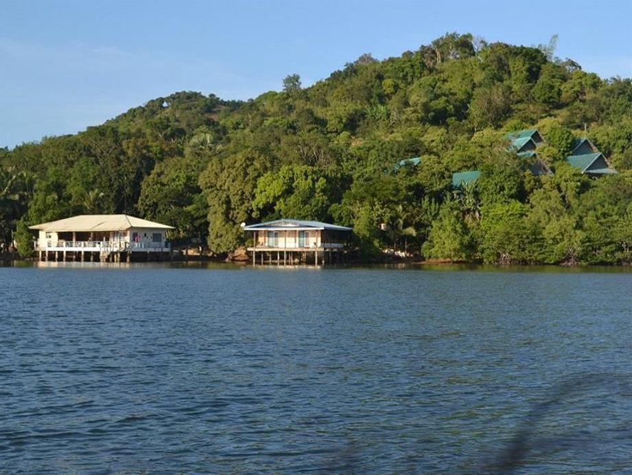 Jendi Seafront Resort, Coron