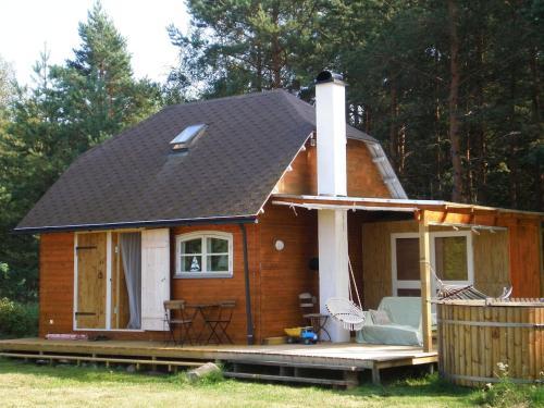 Nurme Cottage in Mahu village, Viru-Nigula
