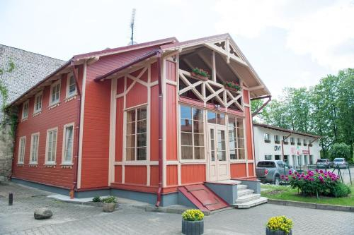 Center Orange house, Cesis