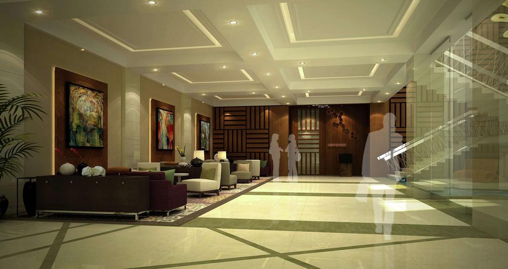 DoubleTree by Hilton Doha - Al Sadd,