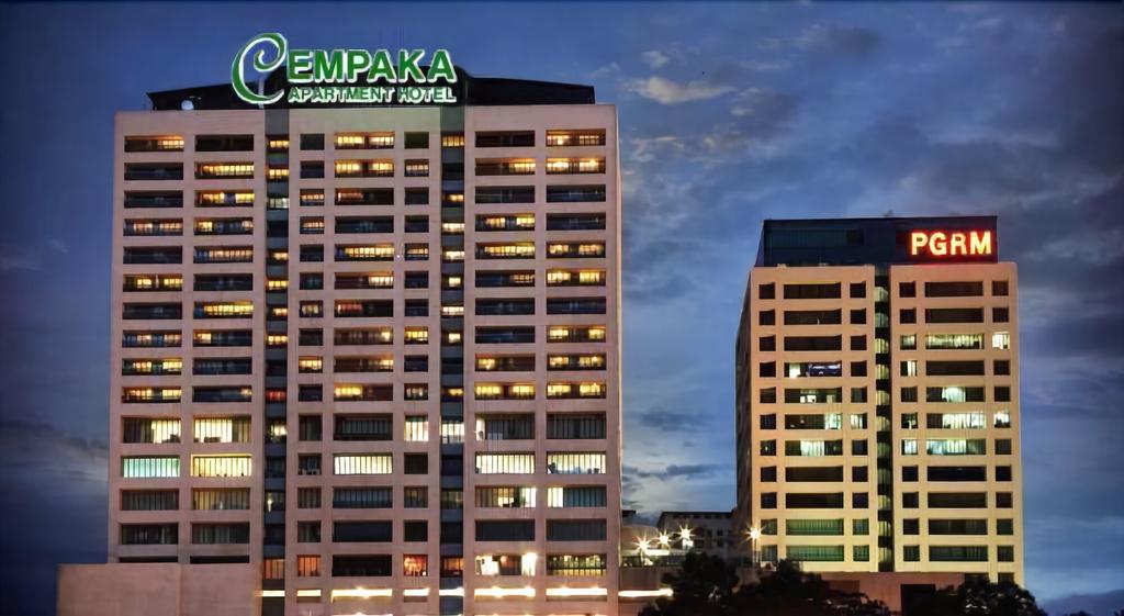 Cempaka Apartment Hotel, Kuala Lumpur