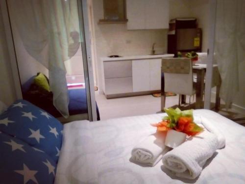 Azure Urban Resort Residences Boracay 1207 condo, Parañaque