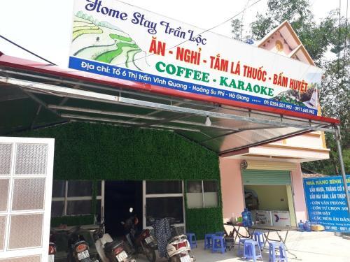 Homestay Tran Loc, Hoàng Su Phì