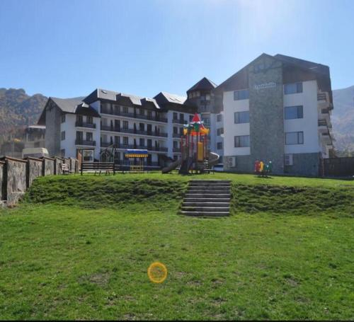 Crystal ville, Bakuriani, Apartment 311, Borjomi