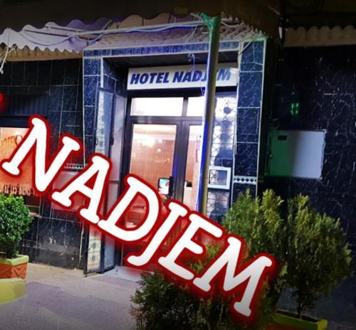 Hotel Nadjem, El Bayadh
