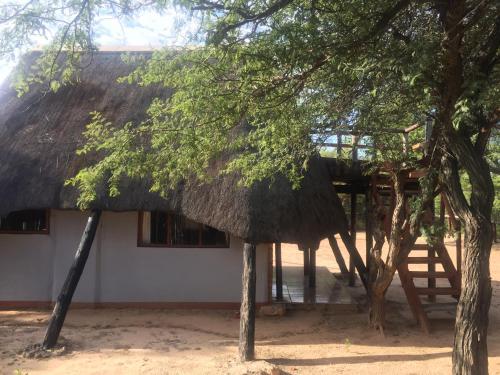 Khama Rhino Sanctuary, Serowe