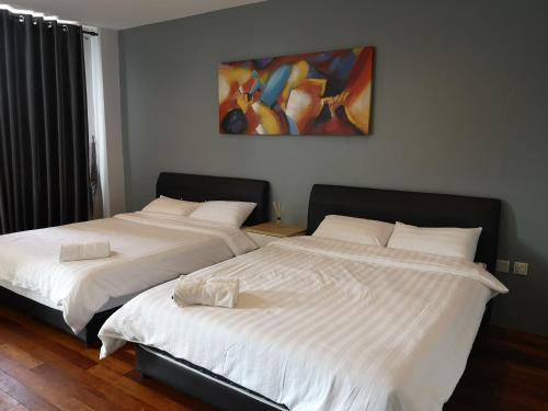 Borneo 812 Home (Apartment), Kuching