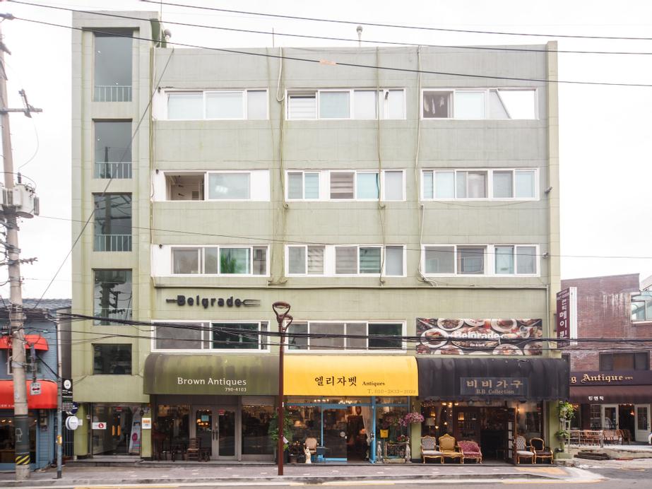 Itaewon Inn, Yongsan