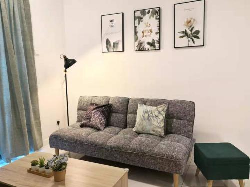 Puchong IOI 9-10pax Cozy Apartment/Sunway/蒲种民宿, Kuala Lumpur