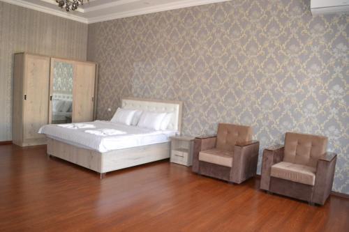 Navoiy Hotel, Tashkent City