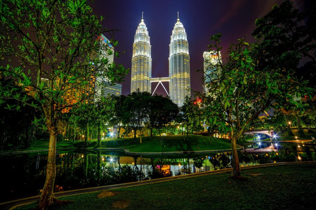 Gran edward, Kuala Lumpur