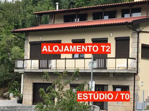 Alojamento Casas de Casarelhos - T2 - Estudio, Vieira do Minho