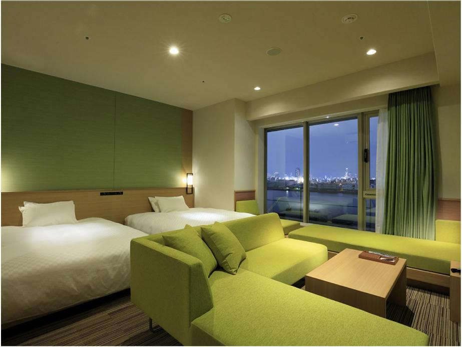 THE SINGULARI HOTEL & SKYSPA AT UNIVERSAL STUDIOS , Osaka