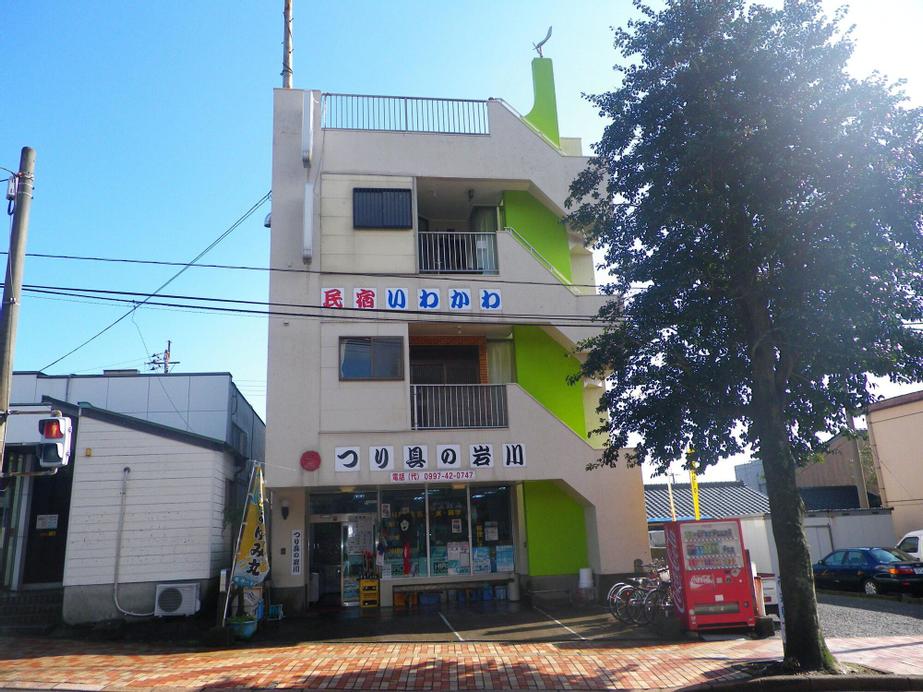 Minshuku Iwakawa, Yakushima