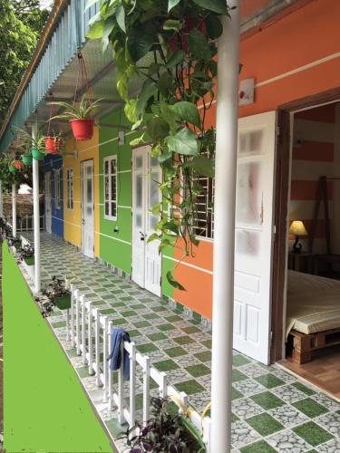 Catba colour house, Cát Hải