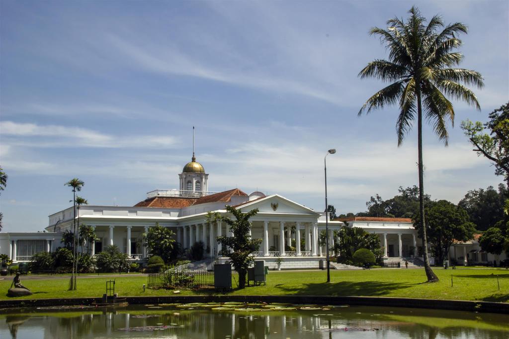 Algira river view (guest house), Bogor