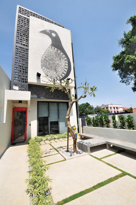 The Nest House, Kota Melaka