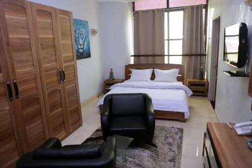 Residence Paradis, Brazzaville