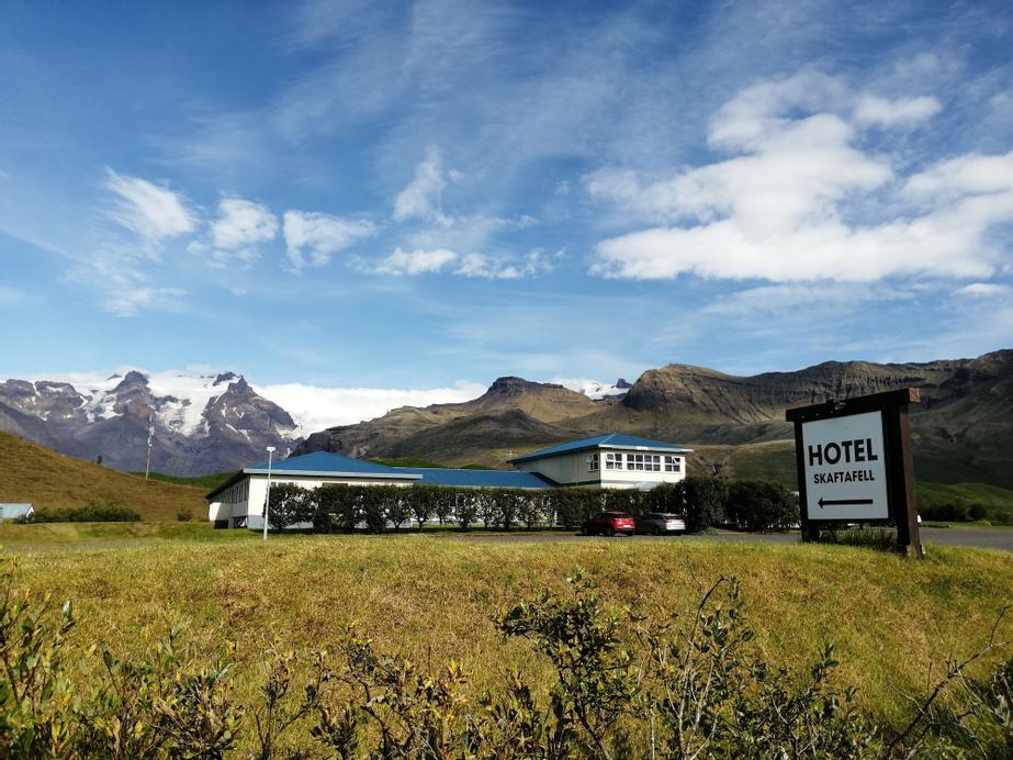 Hotel Skaftafell, Sveitarfélagið Hornafjörður