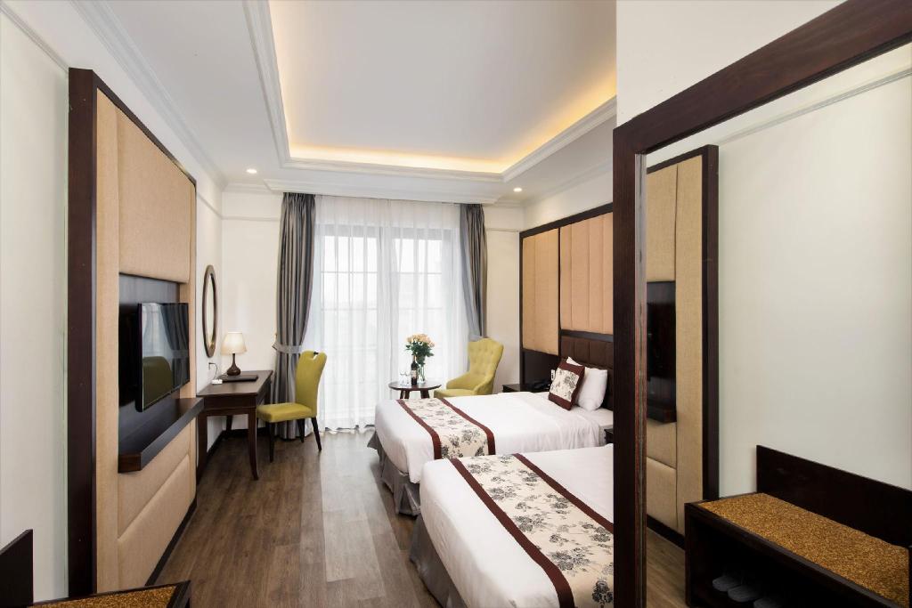 Mong Cai Palace Hotel, Móng Cái