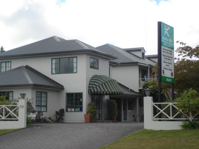 Karaka Tree Motel, Taupo