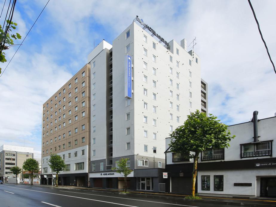 HOTEL MYSTAYS Sapporo Susukino, Sapporo