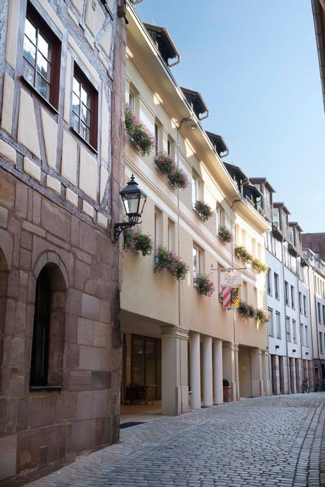 Hotel Agneshof Nürnberg, Nürnberg