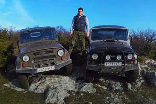 Eski-Kermen, Dobrovelychkivs'kyi