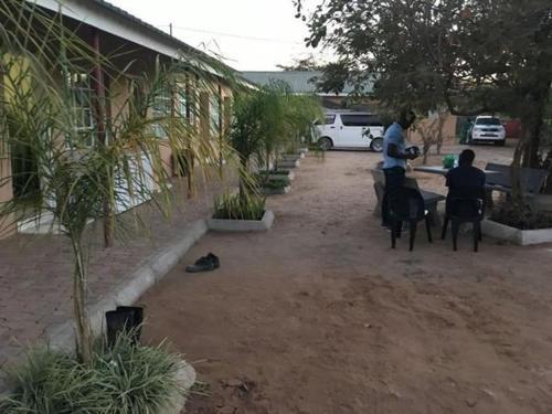 Magamba Hills Lodge, Chobe