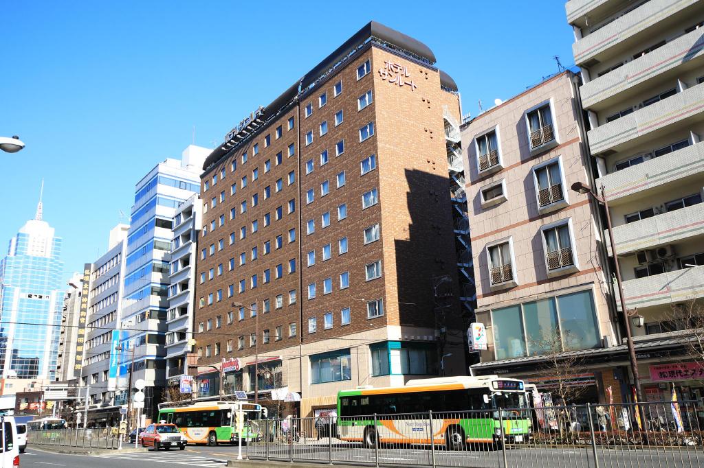 Sunroute Asakusa, Taitō