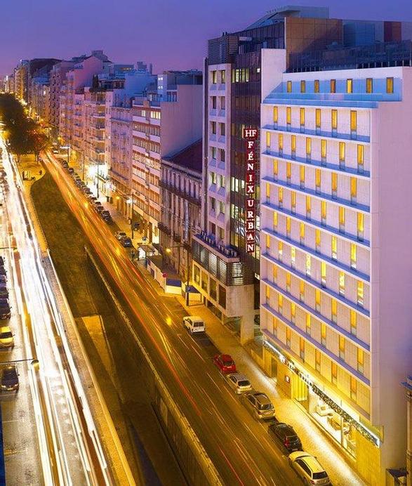 HF Fenix Urban Hotel, Lisboa