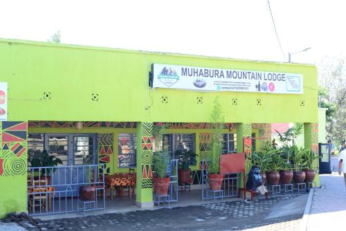 MUHABURA MOUNTAIN LODGE, Rubavu