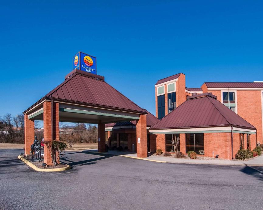 Comfort Inn Virginia Horse Center, Rockbridge