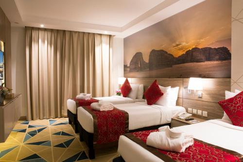 Mercure Hibatullah Hotel,