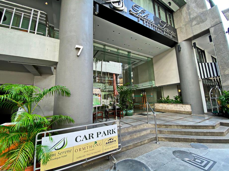 Silom Serene Hotel, Bang Rak